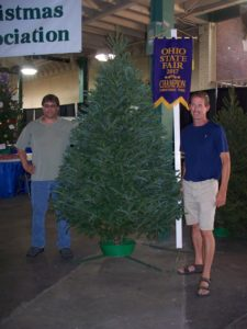 Nearest Christmas Tree Farm